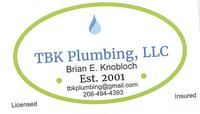 TBK Plumbing, LLC