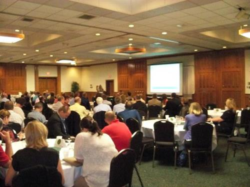 2012 Lakeshore Industry Cluster Kick Off Event