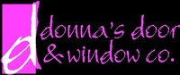 Donna's Door & Window Company