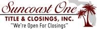 Suncoast One Title & Closings, Inc.