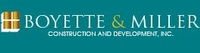 Boyette & Miller Construction & Development, Inc.