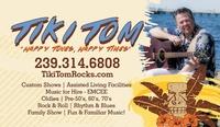 Tiki Tom Entertainer