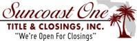 Suncoast One Title & Closings, Inc.