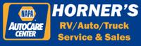 Horner's RV & Auto Sales & Service