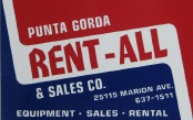Punta Gorda Rent All, Inc.
