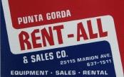 Punta Gorda Rent All, Inc.