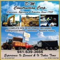 D. M. Construction Corp.
