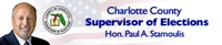 Supervisor of Elections - Hon. Paul A. Stamoulis