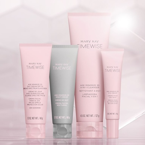 TimeWise Miracle Set 3D for all skin types
