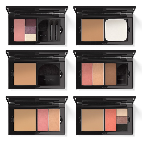 Mary Kay Color compacts are fully customizable