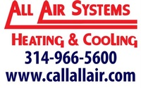 All Air Systems Heating & Cooling