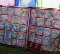 Fiesta Fantastic Face Painting