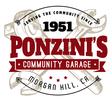 Ponzini's Community Garage