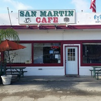San Martin Cafe