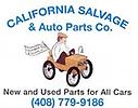 California Salvage & Auto Parts