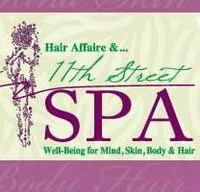 The Hair Affaire & 11th Street Spa