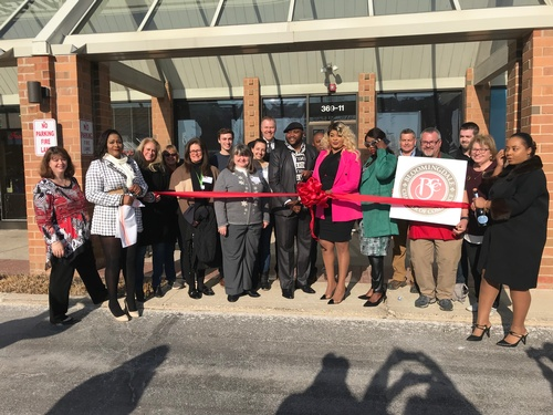 Okapi Bistro Ribbon Cutting