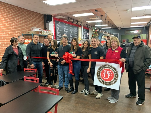 Fulla Bologna Ribbon Cutting