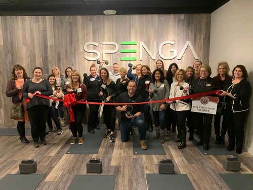 SPENGA Ribbon Cutting