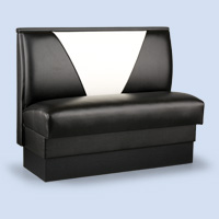 Upholstered Booths