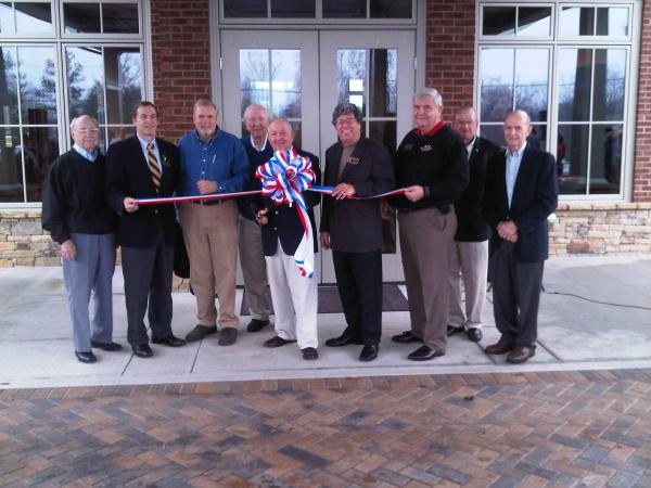 Ribbon Cutting with Toccoa Chamber of Commerce
