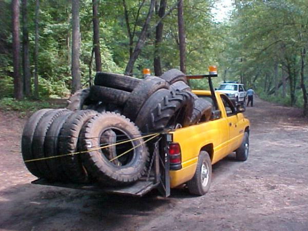 Collection of Tires