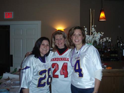 Staff: Andrea, Jody & Lori
