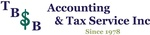 T B & B Accounting & Tax Service, Inc.