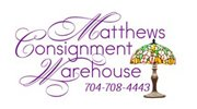 Matthews Consignment Warehouse