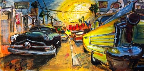 ''Sunset City''