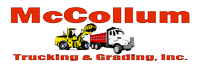 McCollum Trucking & Grading Inc