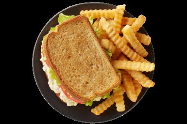 Free zaxbys sandwich meal