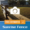 Sunrise Fence