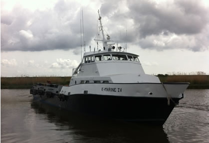 Crew Boat - K Marine IV