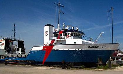 Supply Boat - K Marine VII