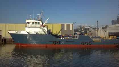 Utility Boat - K Marine X