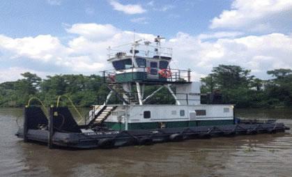 Tug Boat - Stella W