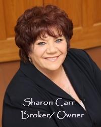Sharon Carr - Broker/Owner