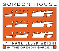 The Gordon House by Frank Lloyd Wright