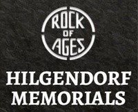 Hilgendorf Memorials-Rock of Ages