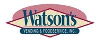 Watson's Vending & Foodservice, Inc.