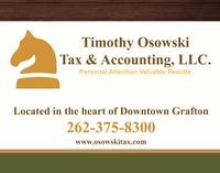 Timothy Osowski Tax & Accounting, LLC.