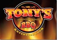 Mr. Tony's BBQ
