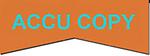 Accu Blueprint & Copy
