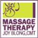Joy Blong Massage Therapy