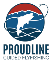 Proudline Guided Fly Fishing