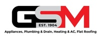 GSM - Appliance, Plumbing & Drain, Heating & AC, Flat Roofing