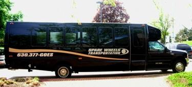 18 Passenger Krystal Limo Bus