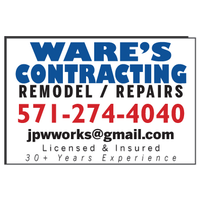 Ware's Contracting