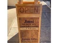 JIMNI Showroom and Custom Laser Engraving